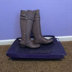 New Madden Girl Quilted Boots